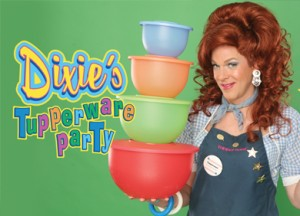 Things To Do Huntsville: Dixie's Tupperware Party!