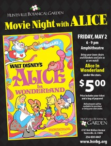 movie night with alice