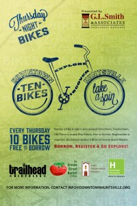 thursday night bikes