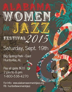 Alabama Women in Jazz Festival 2015