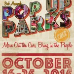 3rd Annual Pop-Up Parks