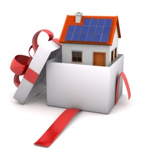 gift of real estate