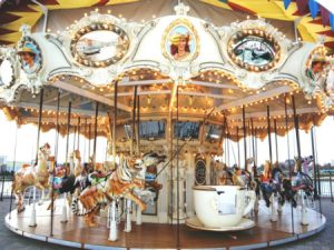 carousel at bridge street town centre