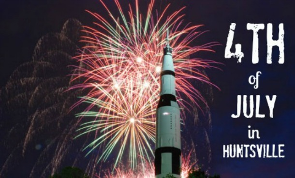 huntsville 4th of july celebration
