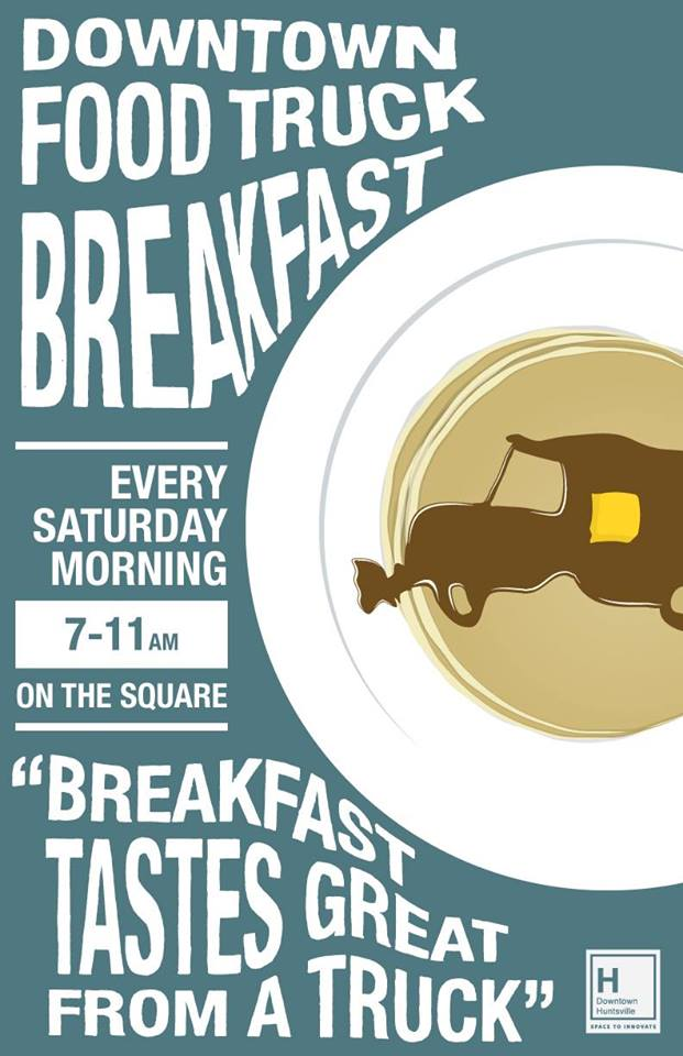 Breakfast on the Square