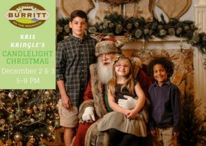 Kris Kringle's Candlelight Christmas