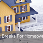 Home Owner Tax Breaks for Huntsville AL